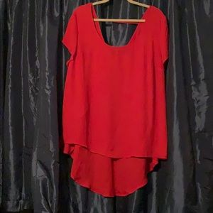 Torrid 2X High-Low Shirt